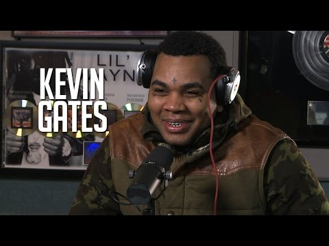 Kevin Gates Talks Sex w/ Cousin, Kicking Woman at His Show + Loving Taylor Swift!