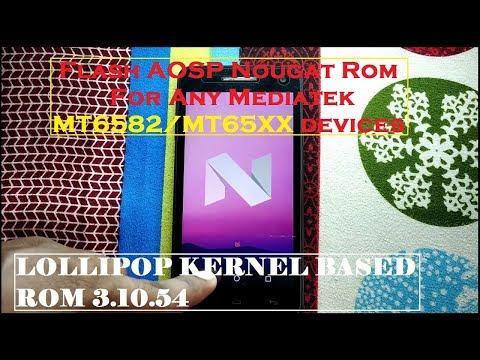 HOW TO CHANGE CUSTOM KERNEL IN ANY MM/ NOUGAT ROMs | LENOVO