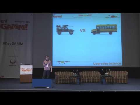 Toffee Games: Earn to Die - иллюзия простоты (DevGAMM Moscow 2014)