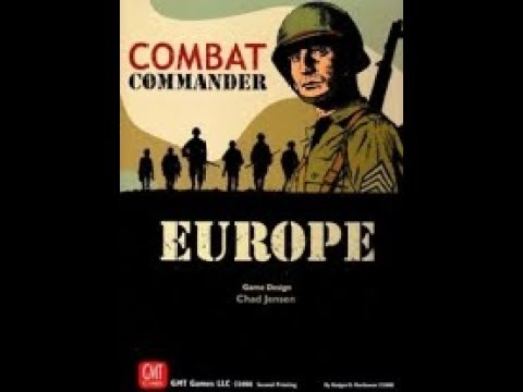 Let's learn Combat Commander - The Map