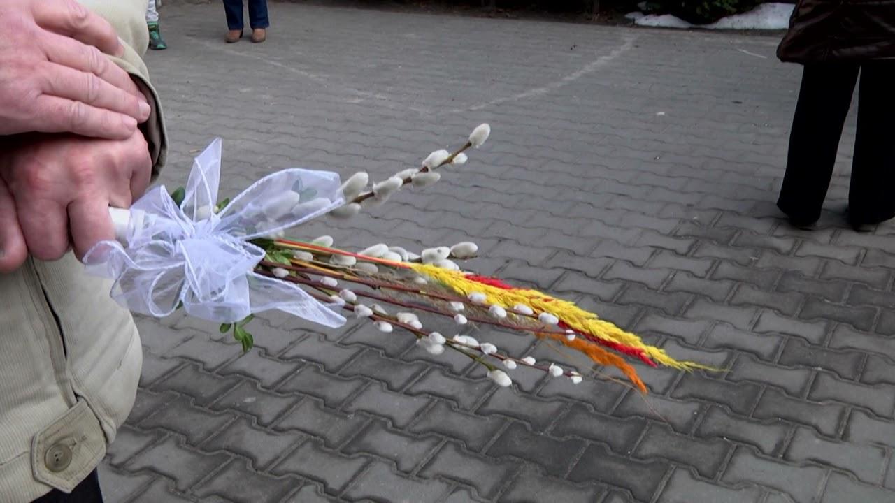 Tradycje i obrzędy wielkanocne cz.I – Niedziela Palmowa