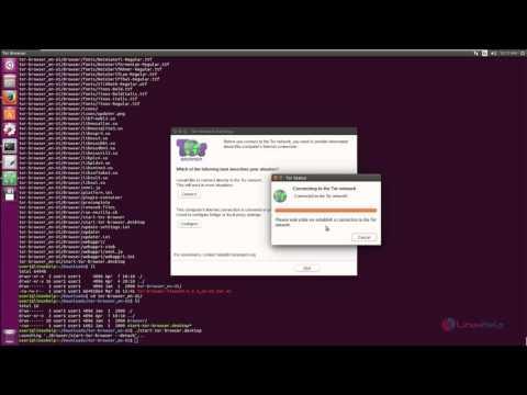 Настройка tor browser ubuntu как посмотреть историю в тор браузере гидра