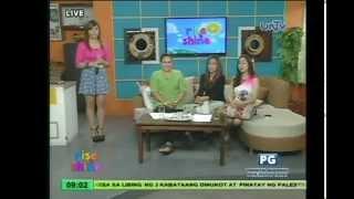 Dana Espinosa sings Pangarap kong Tunay
