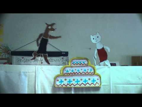 Pohádka o pejskovi a kočičce