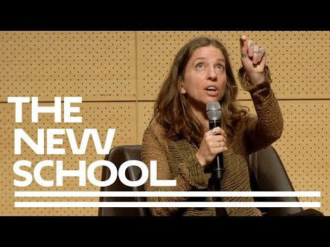 Ani DiFranco at The New School with Cecile Richards