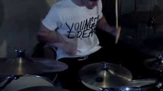 Your Mirage - The Word Alive Drum Cover - Newman Drums