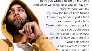 Joe Budden - Off 2 The Races Lyrics Video