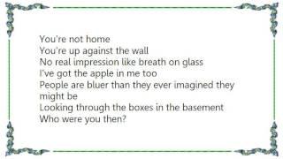 Ida - Shrug Lyrics
