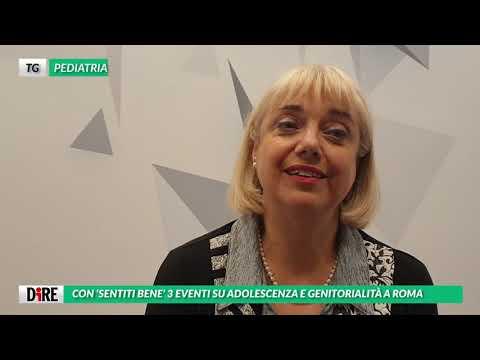 TG PEDIATRIA AGENZIA DIRE AL VIA IL 75ESIMO CONGRESSO ITALIANO SIP, 2.000 PEDIATRI ATTESI
