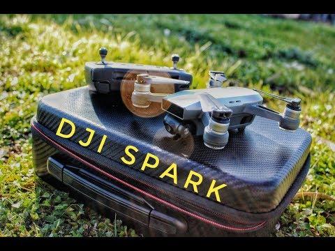 DRONE DJI SPARK - Test e Recensione | Il più piccolo della famiglia Dji