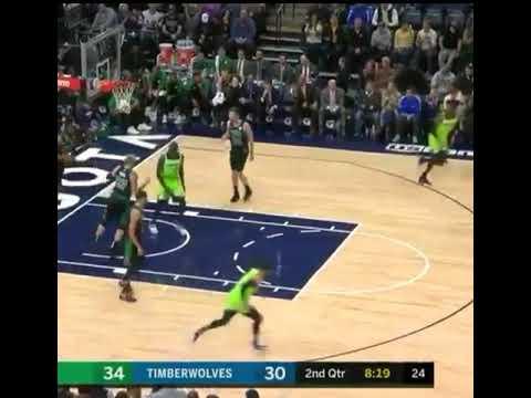 Derrick Rose NASTY Crossover vs Celtics