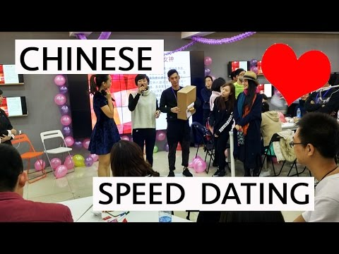 CHINA LIFE VLOG: Speed Dating Event at My Chinese University // 参加大学的约会活动