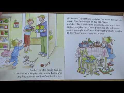 Alkoholikerin Conni hat Geburtstag   Kinderbuch Review #5 Gaffi
