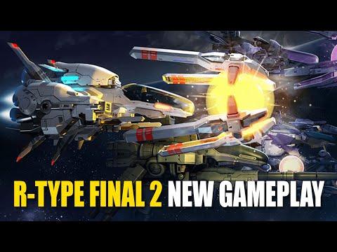 Gameplay de R-Type Final 2