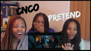 "CNCO ""Pretend"" 