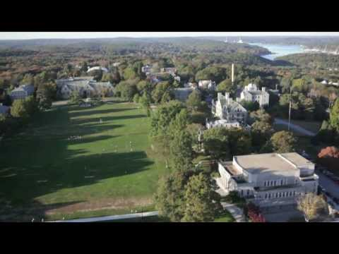 Connecticut College - video