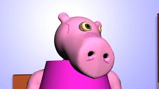 Bad Animations #2 Peppa Basement
