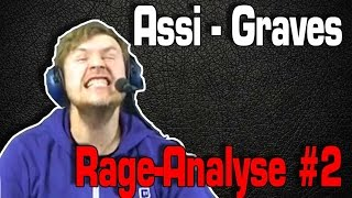 Rage Analyse #2 | Assi - Graves [Guide/Tutorial][GER]