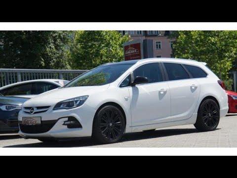 Opel Astra J Sports Tourer BiTurbo OPC Line