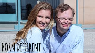 My Twin Has Down Syndrome | BORN DIFFERENT