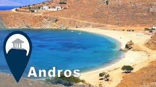 Andros | Vlychada Beach