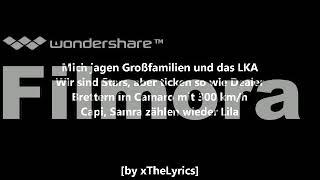 SAMRA & CAPITAL BRA   WIEDER LILA(lyrics)(10 Stunden)