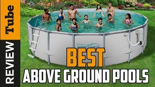 ✅Swimming Pool: Best Above Ground Pool 2021 (Buying Guide)
