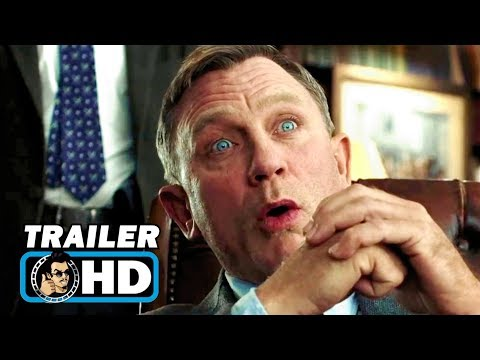 KNIVES OUT Final Trailer (2019) Daniel Craig, Chris Evans Movie