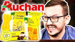 Marka Auchan vs Oryginały