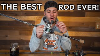 The BEST Fishing Rod You Can Have!