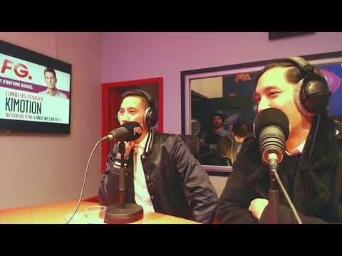 KIMOTION sur Radio FG - 05/02/2018