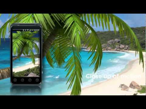 Video of Beach Live Wallpaper