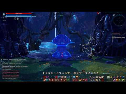 TERA Online - Quest 0747 - The Indomitable Spirit [Story Quest]