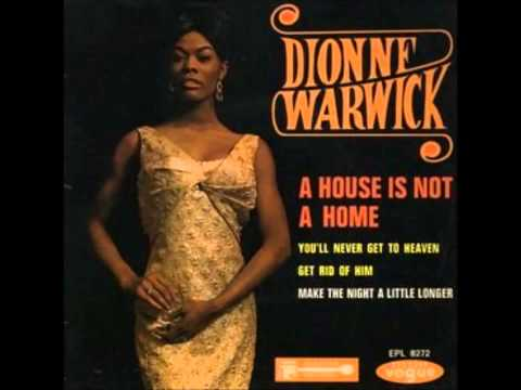"Dionne Warwick  ""You'll Never Get to Heaven (If You Break My Heart)"""