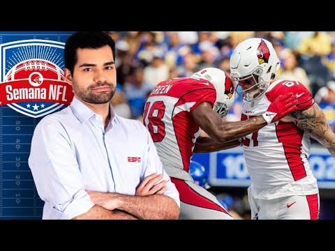 Top 5 NFL, Semana 4: Cardinals merecem mais amor