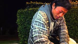 Fresno homeless (asian) pt. 1