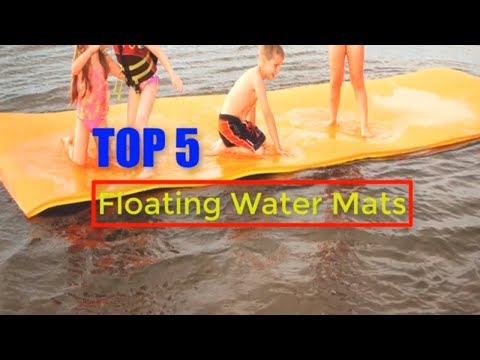 Best Floating Water Mats In 2019 Reviews