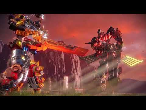 Transformers: Earth Wars - New Transformer Volcanicus Revealed