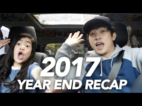 A ROADTRIP TO OUR 2017 (YEAR END RECAP) | Ranz and Niana
