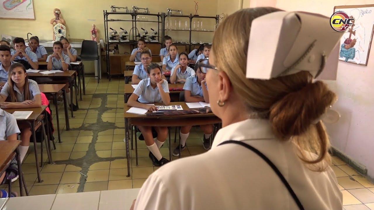 Instituciones educacionales en Niquero toman medidas ante Covid-19
