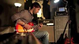 Video Persona Grata  - rehearsal room footage