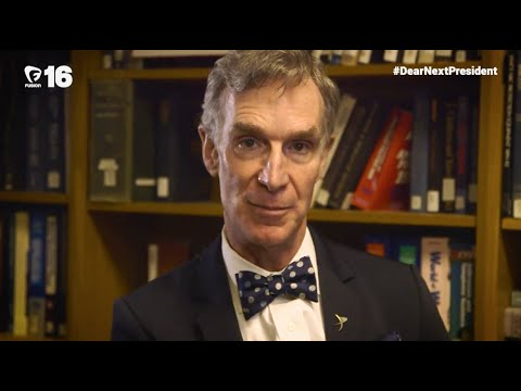 Bill Nye: 'Climate change is the most serious problem facing humankind'
