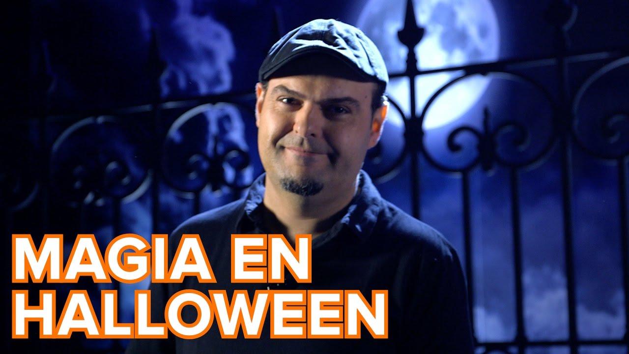 Truco de magia infantil para Halloween | El misterio del hotel embrujado