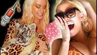 NEW TATTOOS & BABY TIGERS   Gigi
