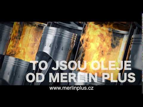 Oleje a maziva MERLIN-PLUS