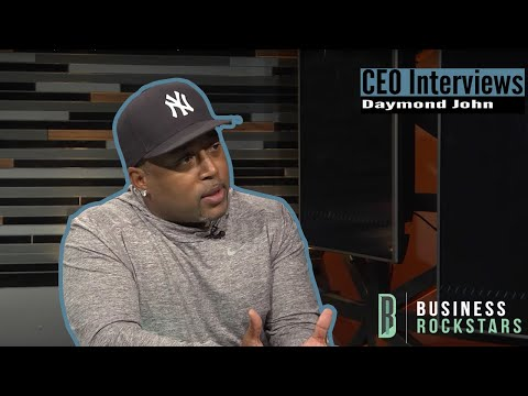 Daymond John on Entrepreneurship + The Power of Being Broke