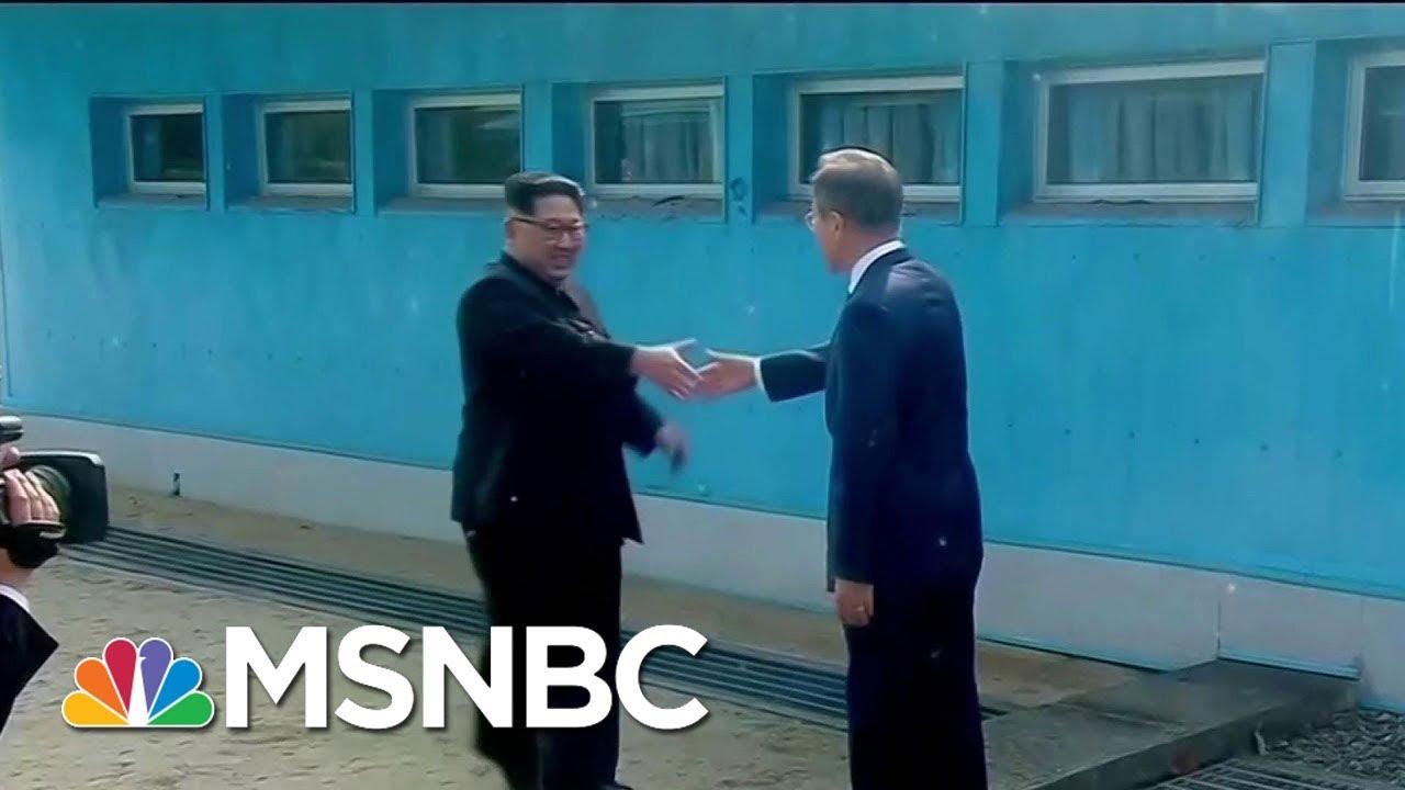 President Donald Trump Takes Credit For Korea Nuclear Talks | Morning Joe | MSNBC thumbnail