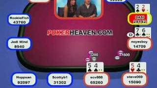 PokerHeaven.com VIP May Invitational Part 1