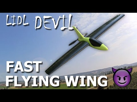rc-conversion-of-a-lidl-glider-into-a-highspeed-flying-wing--the-lidl-devil