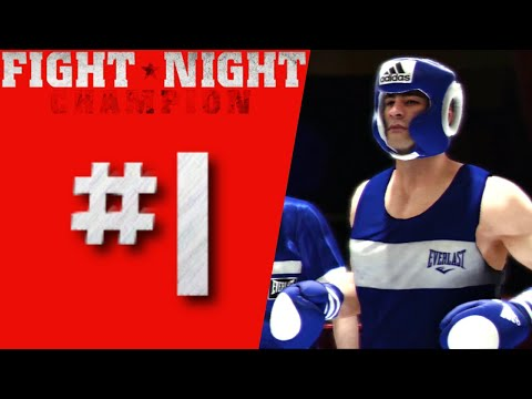 Fight Night Champion Legacy Mode Ep.1 (10 Subscribers Special - DELAYED)